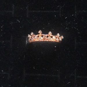 Jewelry - Crown ring